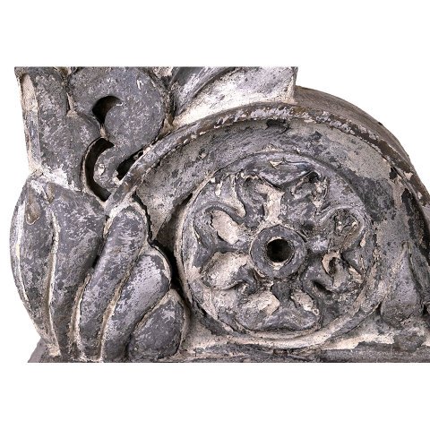 #35111 Antique Zinc Roof Ornament image 4