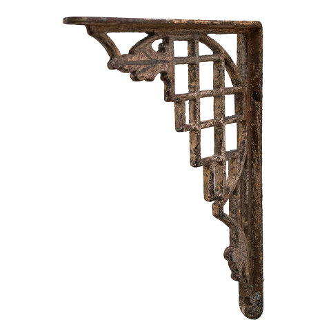 #35407 Cast Iron Shelf Bracket image 1