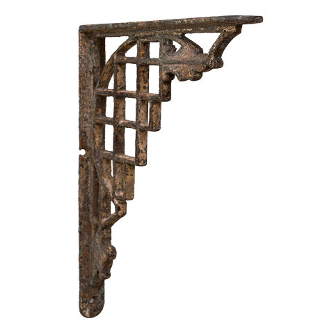 #35407 Cast Iron Shelf Bracket image 2