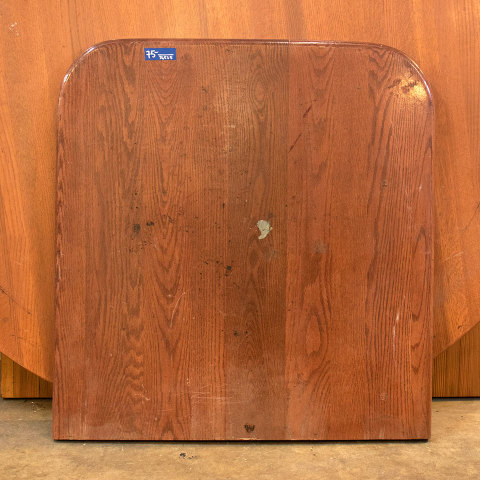 #36525 Salvaged Oak Table Top image 1