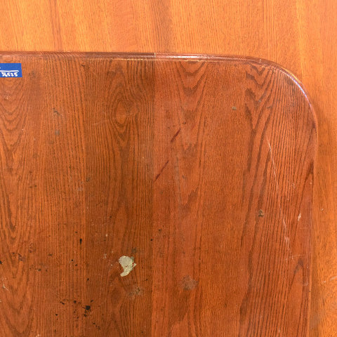 #36525 Salvaged Oak Table Top image 2