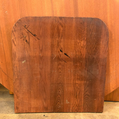 #36525 Salvaged Oak Table Top image 4