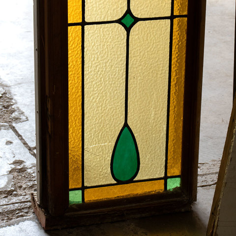 #37639 Stained Glass Side Lite Windows image 5