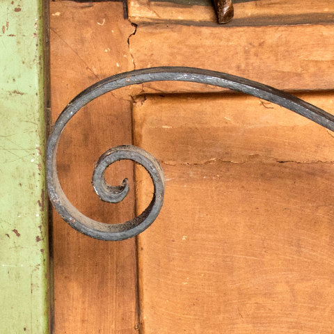 #37681 Wrought Iron Architectural Bracket image 3