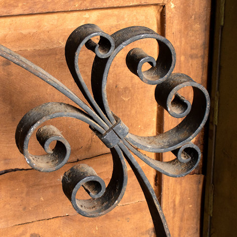 #37681 Wrought Iron Architectural Bracket image 4