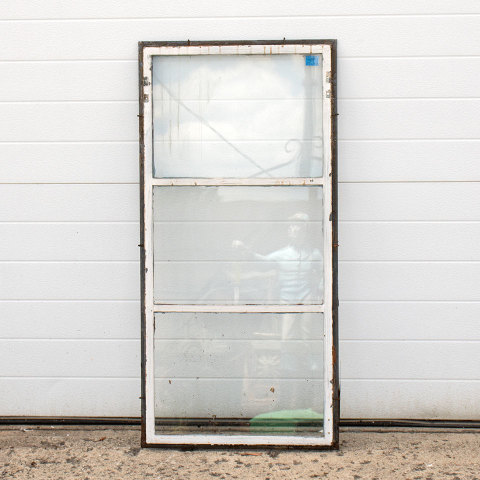 #37692 Salvaged Steel Casement Window image 3
