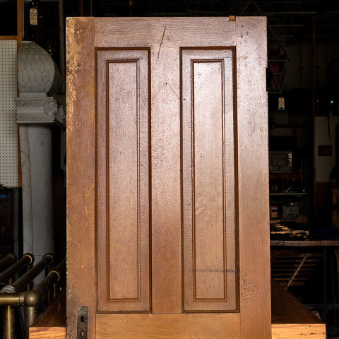#4440 30x78 4 Panel Interior Door image 8