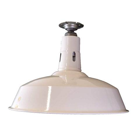 #6476 Salvaged Industrial Light Fixture image 2