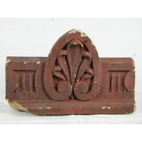 #7108 Terra Cotta Architectural Ornament image 3