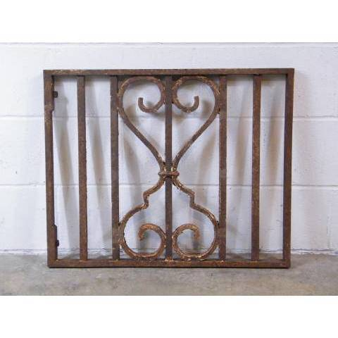 #9866 Heavy Cast Iron Panel image 1